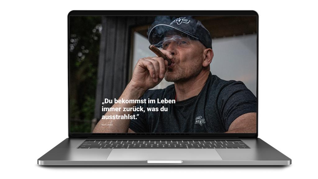 Website Martin Limbeck